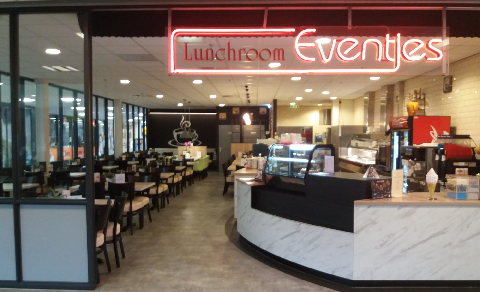 Lunchroom Eventjes Hoogezand